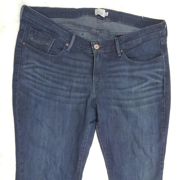 b58fd3b99b6 Levi s Denim - Levis Women s Dark Denim Jeans Plus Size 20W